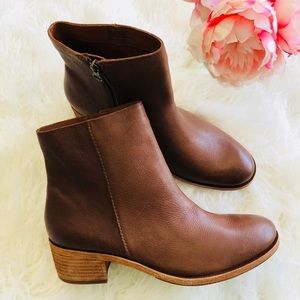 9d6463f266ee Kork-Ease Shoes - Kork Ease Mayten brown leather booties 8.5 BNWOB